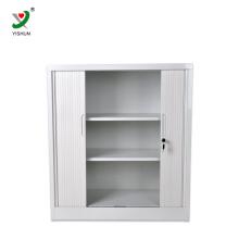 A venda quente bate para baixo o armário de aço inoxidável seguro / armário pequeno da porta deslizante