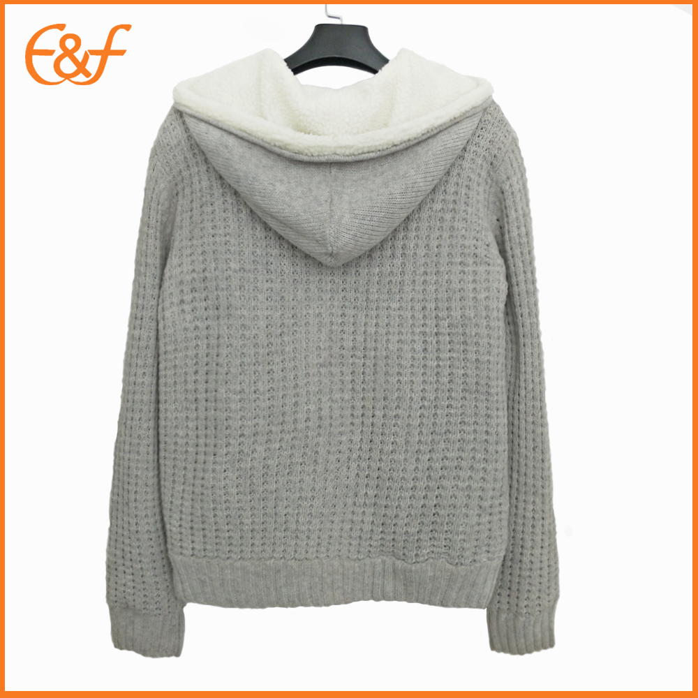 Cap sweater for men
