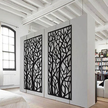 Laser Cut Decorative Screen And Panels