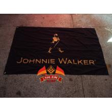 Bandera de Johnnie Walker 100% poliéster 90 CM * 150 CM Bandera de Johnnie Walker