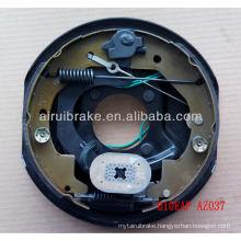 10 inch caravan electric brake self adjusting w/parking