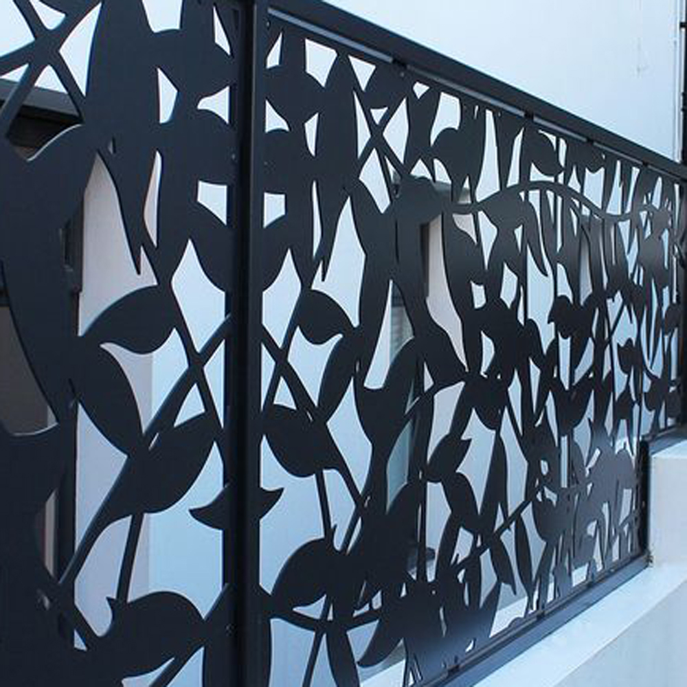 Laser Cut Metal Security Pintu & Jendela