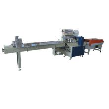 Máquina de empaquetado de los productos del pesticida, máquina de empaquetado retractable automática