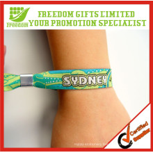 Most Popular Logo Printed Disposable Wristband
