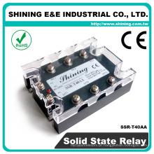 SSR-T40AA AC para AC Low Power Fotek Tipo trifásico AC SSR