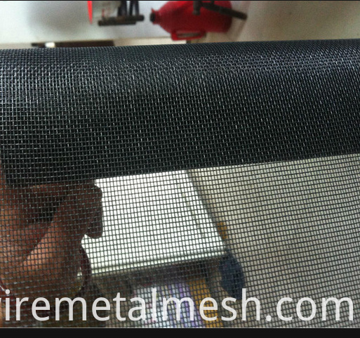 fiberglass screen window