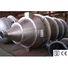 Gr. 2 Titanium Generator for Oil and Gas