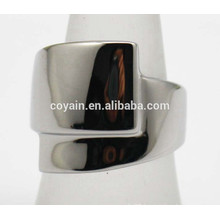 316L stainless steel ring setting unique ring designs for women