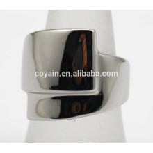 Anel de aço inoxidável 316L que define o anel original projeta para mulheres