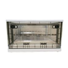 Cat Dog Animal ICU Nest Chamber Oxygen Inhaler PVC Anti Scratch Folding Pet Nebulization Box