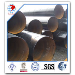 API 5L SSAW Welded Steel Pipe