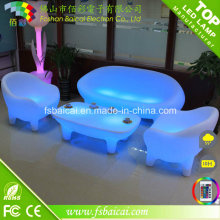 Party Decoration / LED Light Table and Chair / Hotel Furniture