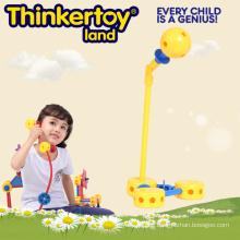Mikrofon Modell Puzzle Pädagogische Spielzeug für Kinder