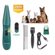 USB Rechargeable Low Noise Pet Trimmer Clippers