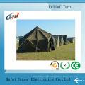 Bonnes tentes de secours de catastrophe vertes imperméables de catastrophe