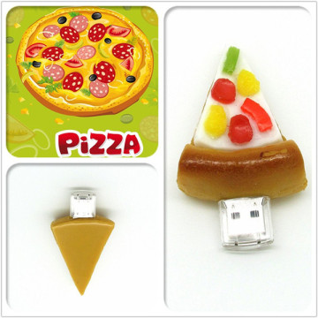 Pizza USB Flash Drive 4 GB, 8 GB, 16 GB