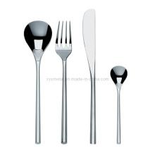 18/0 Aço inoxidável Colher Fork Knives Talheres talheres