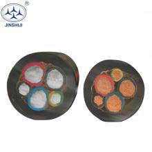 Rodada oxyacid livre de cobre pesados yc flexível yc cabo de borracha 240mm