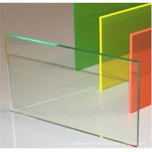 Optisches PVC-transparentes PVC-Blatt für kaltes Biegen