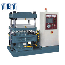 T-BOTA TBTTM-8170D2 Ruuber plastic other polymer Programmable LCD Double Vulcanizing Machine
