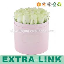 Blumenverpackungs-Kasten-kleines gedrucktes dünnes Papier-schönes Drucken