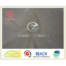 Bronzing Ribstop Nylon tecido de vestuário de tafetá (ZCGF105)