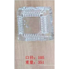 Glas Aschenbecher mit gutem Preis Kb-Hn07673