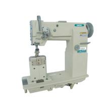Post-bed Compound Feed Lockstich Sewing Machine
