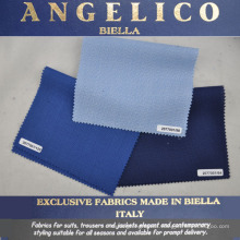 Exclusive suit fabric made in Biella Italy