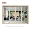 Main Gate Designs With Vision Panel Glass For Homes Accessories Door and Window Frame