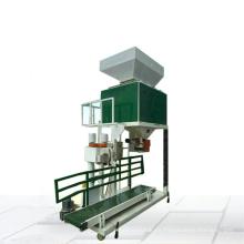 Máquina automática de envasado de partículas.