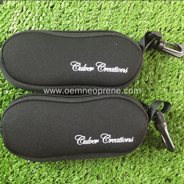Good Quality Waterproof Black Neoprene Glasses Case