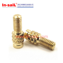 2016 Hot Sale Brass Knurled Screw China Supplier