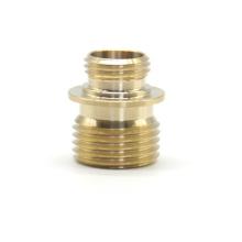 CNC-Bearbeitung Messing Metall Präzision CNC-Bearbeitung Teil