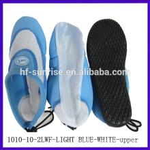 Anti-Rutsch-Wasser Schuhe Aqua Wasser Schuhe oberen separeted oberen Außensohle aqua Schuhe