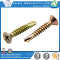 Self Drilling Screw Self Tapping Screw with Nibs / Wing