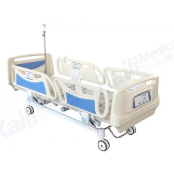 Camas eléctricas de hospital Camas médicas de UCI de cinco funciones
