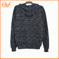 Cashmere Pullover Turtleneck Sweater Men With Hood