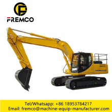 5860mm Digging Depth Hydraulic Excavator