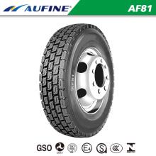Deslocamento do pneu do pneu/caminhão radiais do caminhão ombro bloco
