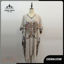 Mulheres Moda Poncho Dress Special Design Clothes