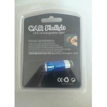 Personalisierte aluminium auto taschenlampe