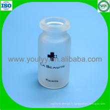 Flacon en verre de 10 ml