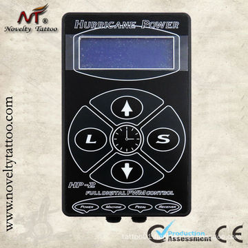 N1005-5A tattoo power supply settings