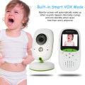 Portable LED Display Sound Audio Baby Monitor