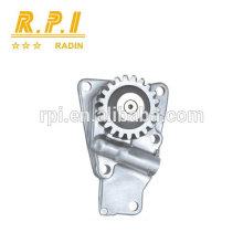 Pompe à huile moteur pour Komatsu 6D95 (21 dents) OE NO. 6206-51-1201 6209-51-1201