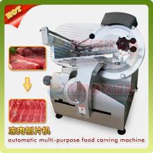 Tabelle Modell gefrorene / gekühlte Hammelfleisch Rindfleisch Slicer Cutter Slicing Schneidemaschine