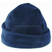 Пустой зимний шлем с ворсом из флиса с краем