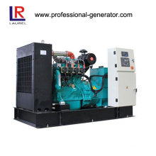 High Electric Effiency 50kw Biogas Generator