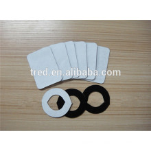 Cualquier forma personalizada PU 3M almohadilla adhesiva mágica